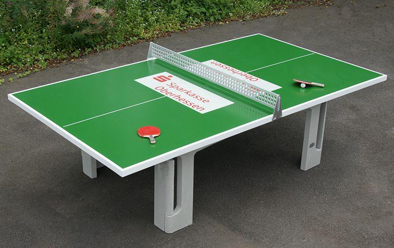 Outdoor Tischtennisplatten Von Maillith Wetterfest Verschleissfrei